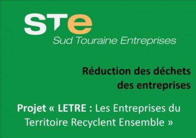 Lancement officiel du projet LETRE de STE